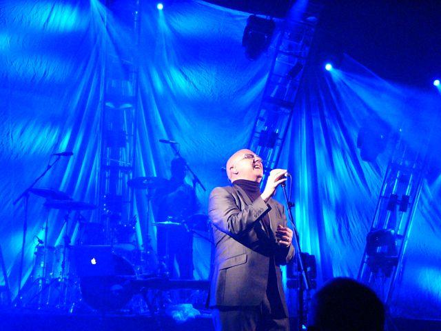 Oooh Vienna - Ultravox live Offenbach 2010