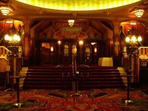 Foyer und Eingang zum Grote Zaal Pathe Amsterdam