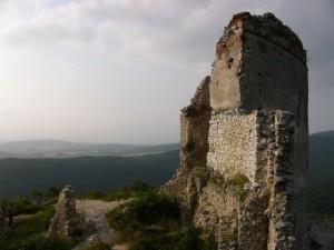 mächtige Überreste Cachtice