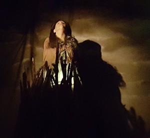 Foltermuseum Prag - Hexenverbrennung