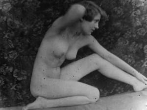 Max Schreck Aktfotografie von 1921-22