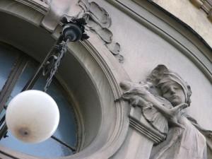 Prag: Jugendstil und verfallener Stil in Symbiose