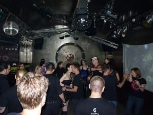 Dark Party Wien-U96-Tanzfläche