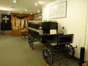Wien-Bestattungsmuseum-Leichenwagen