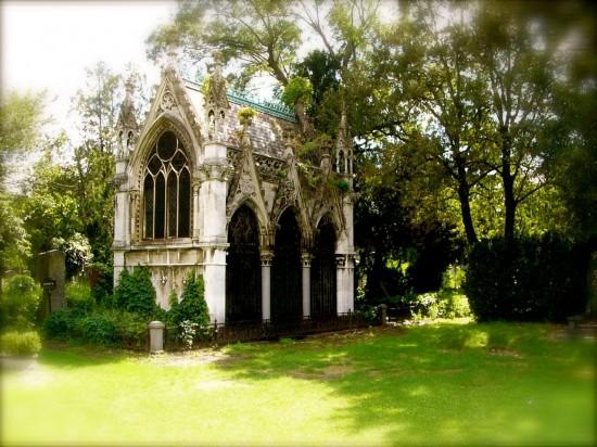 Wien-Zentralfriedhof-Gothic