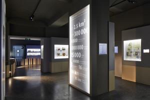 Neue Ausstellungsräume (Foto: B&F Wien/Bestattungsmuseum)