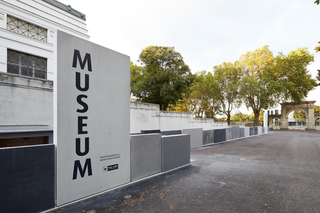 Bestattungsmuseum Wien seit 2014 - direkt auf dem Zentralfriedhof Wien
