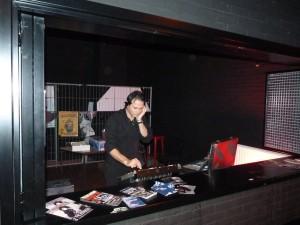 Dirk Ivens DJ Skullscraper