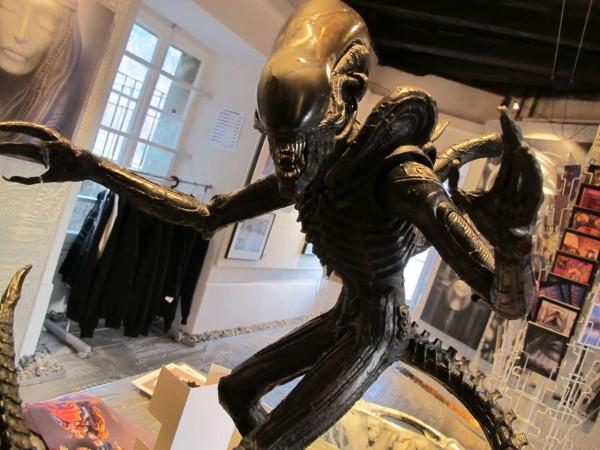 giger-museum-alien-bildrechte-clerique-noire