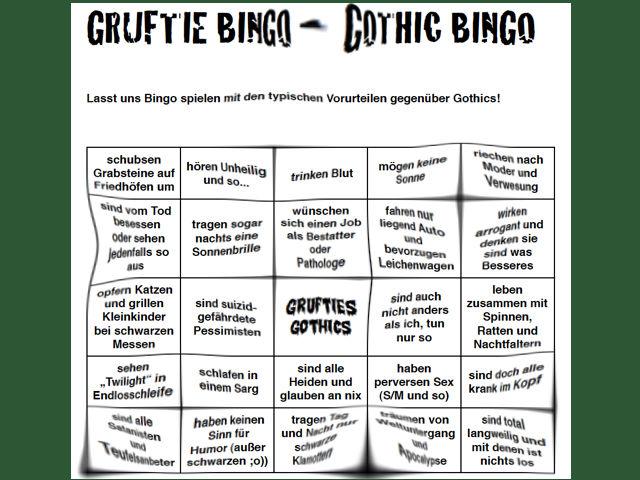 Gruftie-Bingo-Vorschau