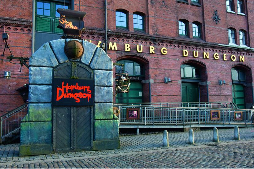 Hamburg-Dungeon-Frontansicht