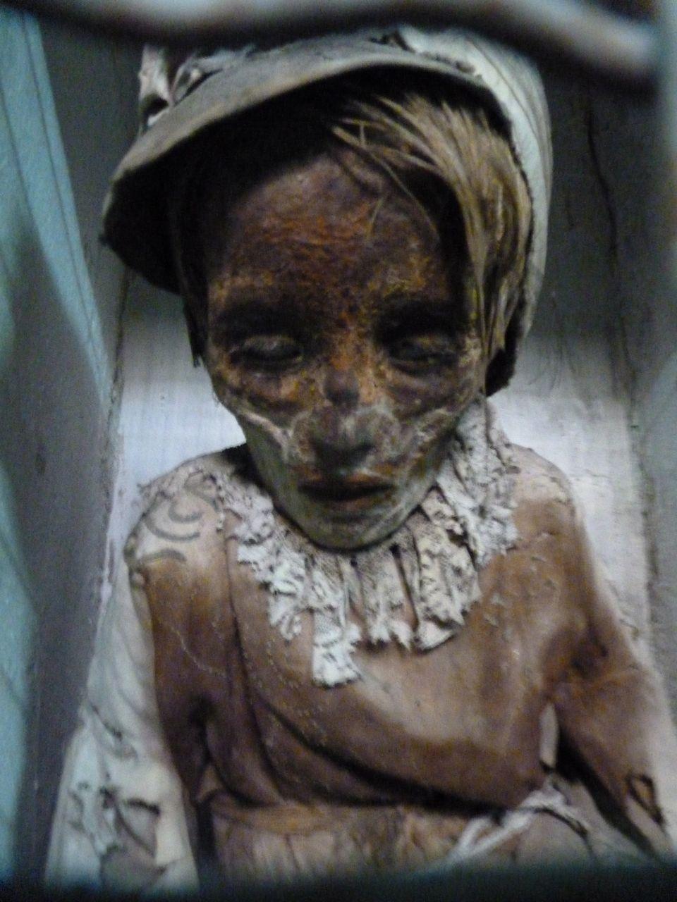 Kapuzinergruft palermo mumien in den katakomben von for Kima turschlosser