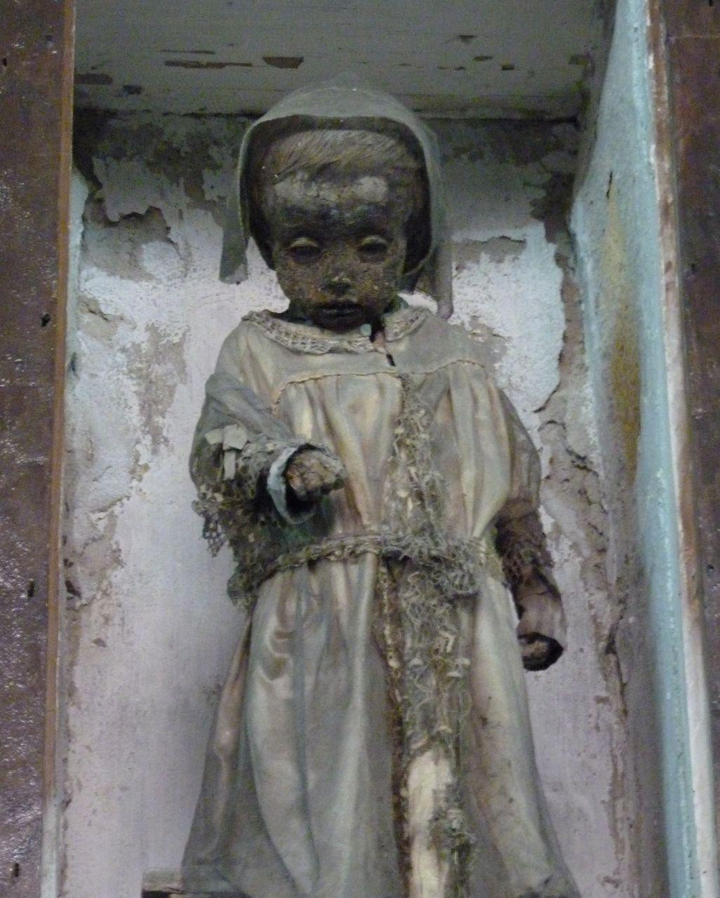 Kinder Mumie