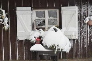 """Eh zu kalt draußen! Die Rauhnächte sind bestens für """"Drinnies"""" statt """"Draussies"""""""