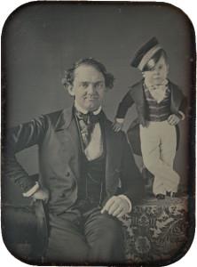 Der große Showmaster P.T. Barnum & der kleine Große Tom Thumb