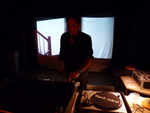Dirk Ivens aka DJ Skullscraper