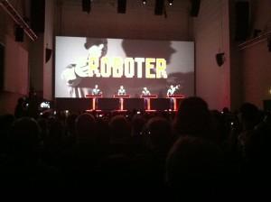 Wir sind die Roboter...