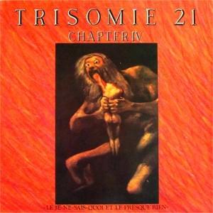 """Wendigo bittet zu Tisch - auf dem Cover des Trisomie 21-Albums """"Chapter IV"""""""