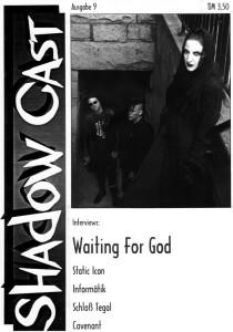 Cover der letzten Ausgabe
