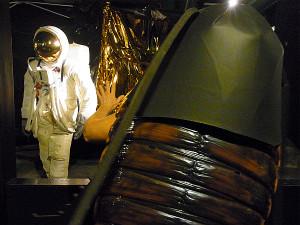 Kaki im Museum (Foto: Meike Winnemuth)