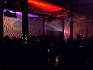 Glitter + Trauma Party - Tanzfläche Westwerk