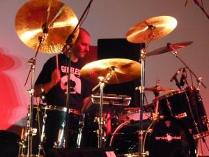 Slobodan Kajkut: Drums