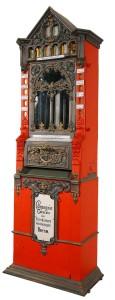 Stollwerck-Automat Merkur von 1889 (Foto: Volker Wendeler; Wikipedia)