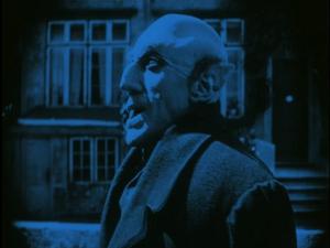 """Graf Orlok in """"Nosferatu"""""""