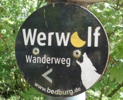 Gemeinsam auf Werwolfsspuren wandeln (Foto: Jan)