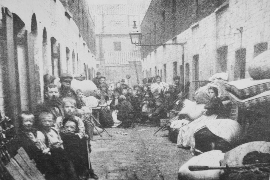 London zur viktorianischen Zeit (Foto: Bea v.T.)