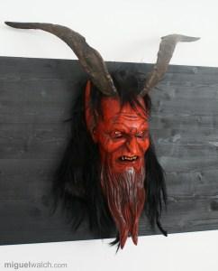 krampus-maske
