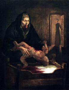 """""""Grýla"""" von Þrándur Þórarinsson"""