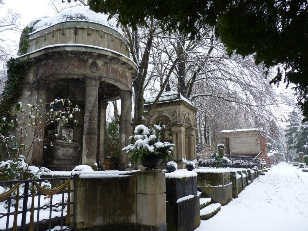 Richtig fette Gruften an den Mainzer Friedhofsstraßen