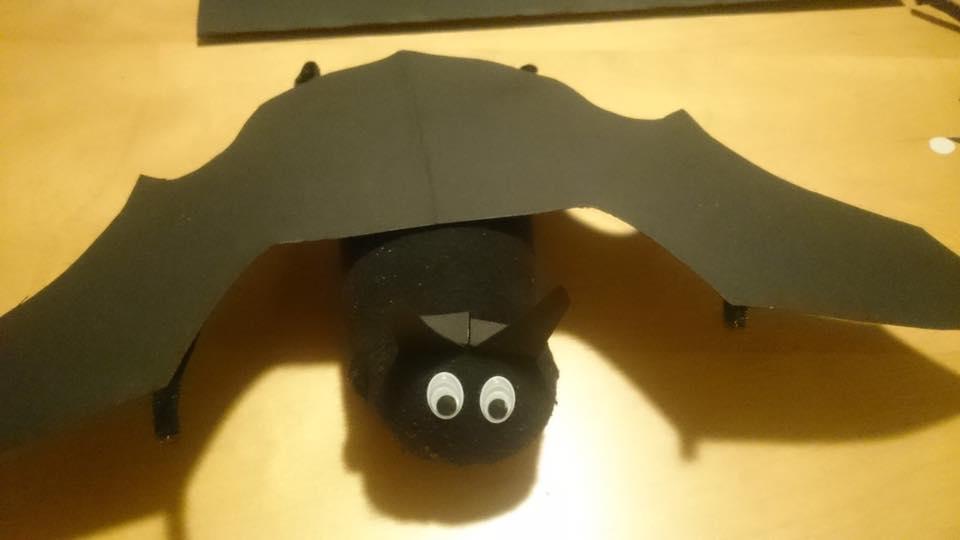 Relativ Fledermaus-Werkstatt | Der schwarze Planet WH14