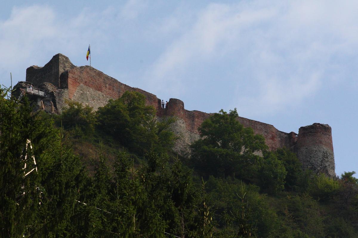 Burg-Poenari-Titelbild