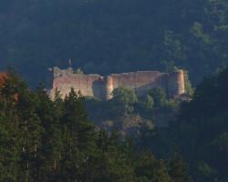 Burg-Poenari-titel