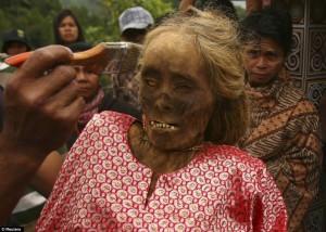toraja-mumien