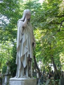 Oh nein, wieder beim falschen Powazki Friedhof abgestiegen!