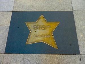 Roman Polanski Star