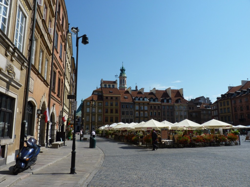 Marktplatz in der Altstadt