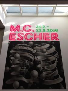 Escher Sonderausstellung in Brühl