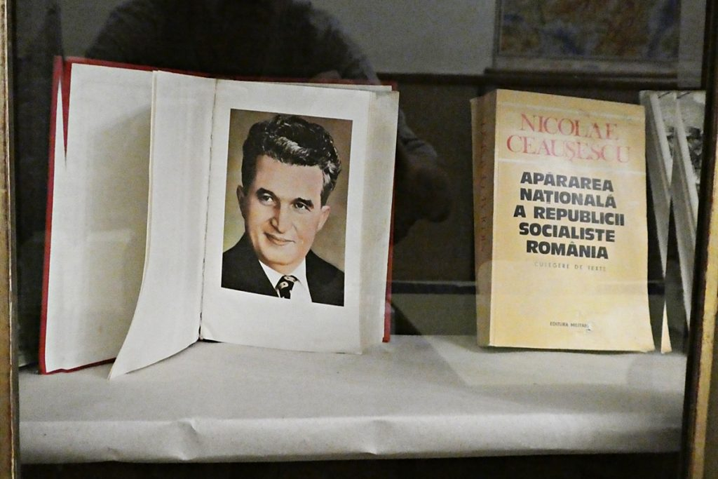 Buch Nicolae Ceausescu