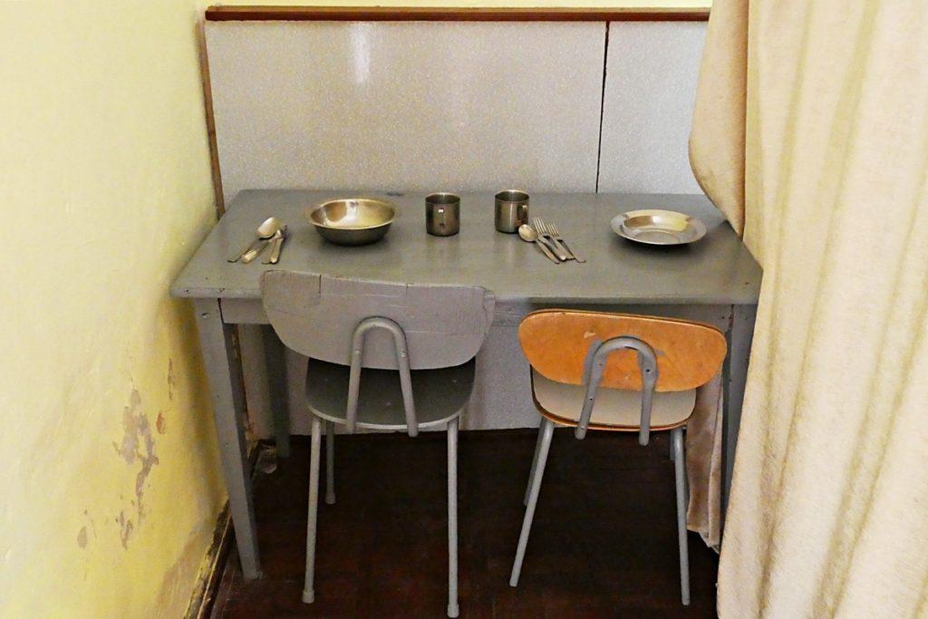 Gefangenenraum 5