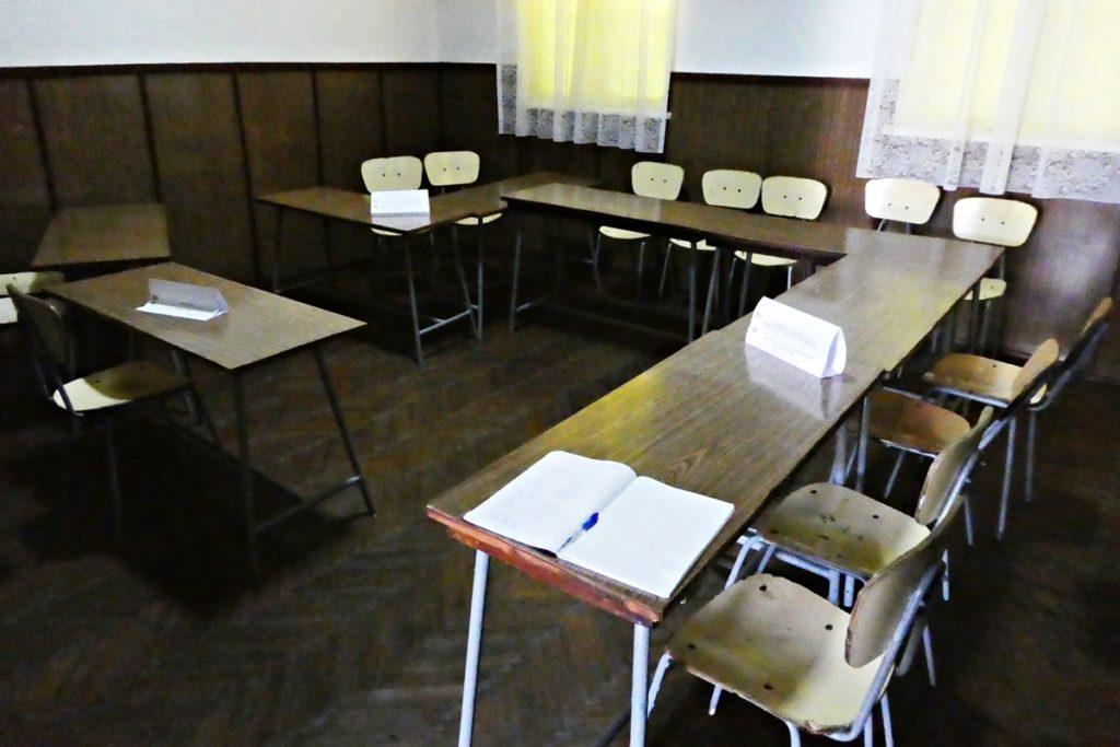 Gerichtsraum 1