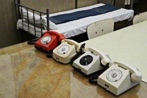 """Erst investigative Verhörmethoden beim Hotelpersonal halfen das ominöse """"Museum"""" aufzuspüren"""