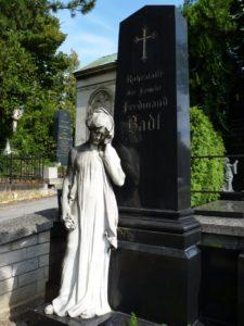 Wien Grinzinger Friedhof