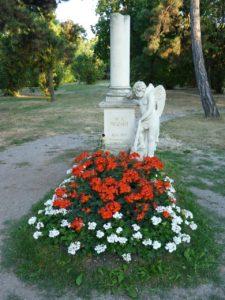 Grab Mozart Wien Sankt Marxer Friedhof