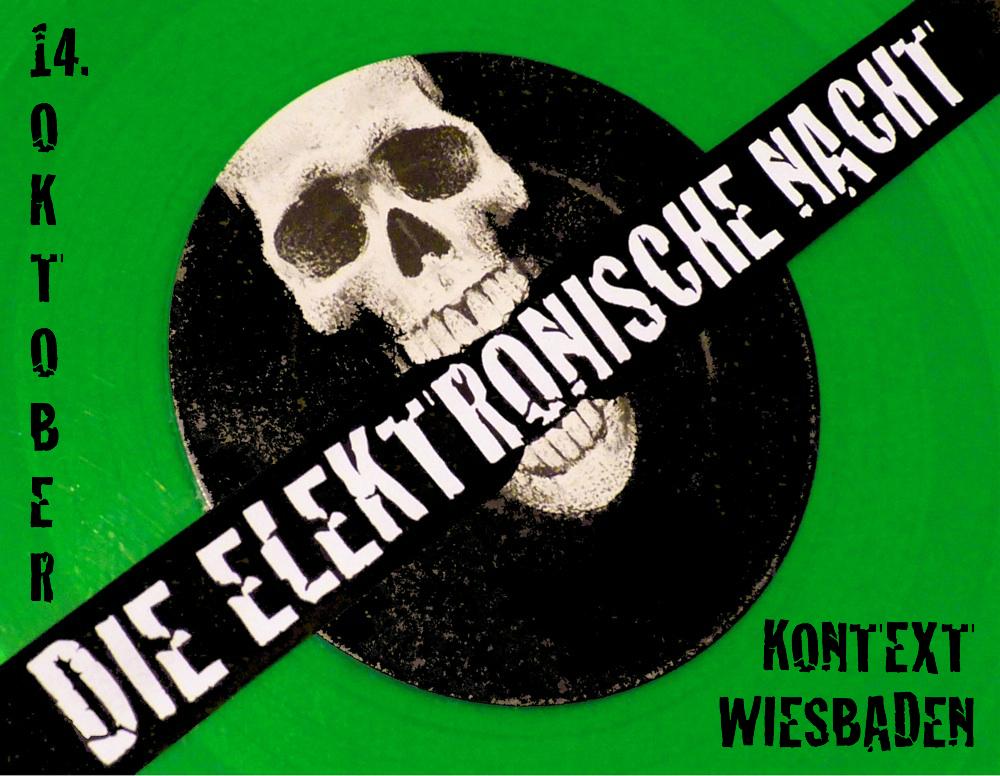 14.10.2017 - Die Elektronische Nacht in Wiesbaden