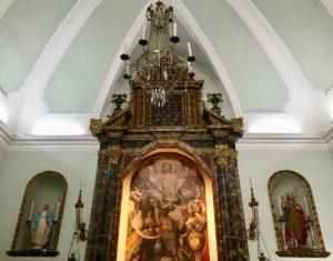 Hochalter Chiesa dei Morti Urbania