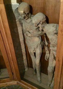 mumien von Urbania - Italien